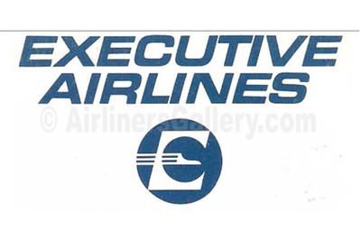 1. Executive Airlines (EX) logo