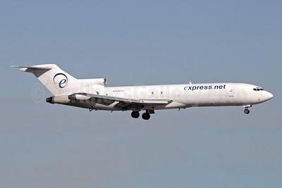 express.net Airlines Boeing 727-227 (F) N73751 (msn 21247) FLL (Fernandez Imaging). Image: 945128.