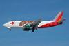 Southwest Airlines Boeing 737-3H4 N609SW (msn 27929) (California One) LAS (Bruce Drum). Image: 100003.