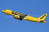 Spirit Airlines Airbus A320-232 N607NK (msn 4595) LAX (Michael B. Ing). Image: 930208.