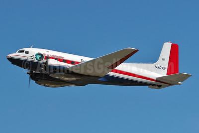 TransNorthern Aviation Douglas C-117D (Super DC-3) N30TN (msn 43159) ANC (Keith Burton). Image: 901751.