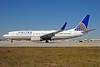 United Airlines Boeing 737-824 WL N73291 (msn 33454) MIA (Bruce Drum). Image: 101985.