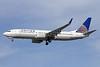 United Airlines Boeing 737-824 WL N76528 (msn 31663) LAX (Michael B. Ing). Image: 908947.