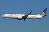 United Airlines Boeing 737-924 ER WL N81449 (msn 31651) LAX (Michael B. Ing). Image: 931113.