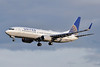 United Airlines Boeing 737-824 WL N78285 (msn 33452) BWI (Tony Storck). Image: 905715.