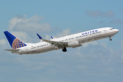 Continental Airlines (United Airlines) Boeing 737-924 ER SSWL N38459 (msn 37206) FLL (Jay Selman). Image: 403010.