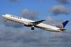 United Airlines Boeing 767-424 ER N59053 (msn 29448) LHR (SPA). Image: 929691.