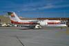 United Express-Air Wisconsin BAE 146-200 N607AW (msn E2052) MKE (Bruce Drum). Image: 104206.