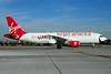 Virgin America Airbus A320-214 N849VA (msn 4991) (San Francisco Giants) LAX (Ton Jochems). Image: 910498.