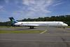 World Atlantic Airlines McDonnell Douglas DC-9-83 (MD-83) N806WA (msn 53251) BFI (Joe G. Walker). Image: 930146.