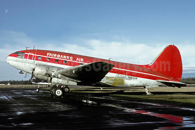Fairbanks Air Curtiss C-46F-1-CU Commando N1651M (msn 22399) FAI (Christian Volpati Collection). Image: 942295.