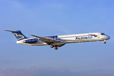 Falcon Air Express DC-9-83 (MD-83) N120MN (msn 53120) MIA (Brian McDonough). Image: 925880.