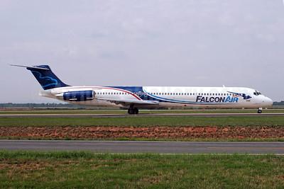 Falcon Air Express DC-9-83 (MD-83) N125MN (msn 53125) IAD (Brian McDonough). Image: 907095.