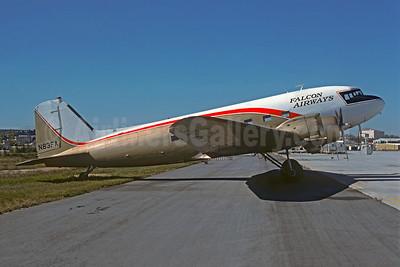 Falcon Airways (USA) Douglas VC-47D (DC-3) N83FA (msn 20698) ATL (Christian Volpati Collection). Image: 930563.