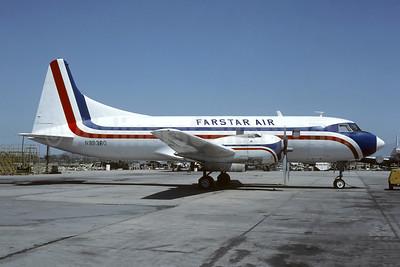 Farstar Air Convair VT-29B (240-27) N99380 (msn 249) TUS (Christian Volpati Collection). Image: 946181.