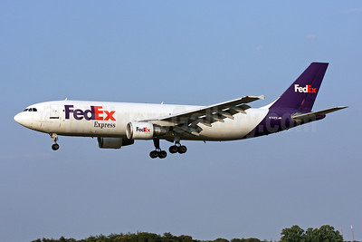FedEx Express Airbus A300B4-622R (F) N722FD (msn 479) BWI (Brian McDonough). Image: 906152.