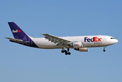 FedEx Express Airbus A300F4-605R N650FE (msn 726) LAX (SPA). Image: 943274.