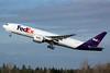 FedEx Express Boeing 777-FS2 N884FD (msn 37137) PAE (Nick Dean). Image: 906068.
