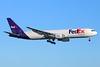 FedEx Express Boeing 767-300F ER N144FE (msn 42726) LAX (Michael B. Ing). Image: 938956.