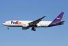 FedEx Express Boeing 777-FS2 N851FD (msn 37722) NRT (Michael B. Ing). Image: 908671.