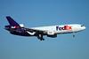 FedEx Express McDonnell Douglas DC-10-10F N375FE (msn 46613) YYZ (TMK Photography). Image: 900013.