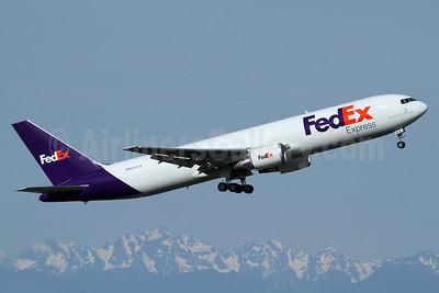 FedEx Express Boeing 767-3S2F ER N147FE (msn 63094) PAE (Nick Dean). Image: 938116.