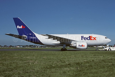 FedEx - Federal Express Airbus A310-203 (F) N410FE (msn 356) LBG (Christian Volpati Collection). Image: 946790.