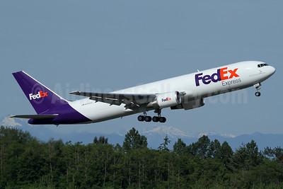 FedEx Express Boeing 767-3S2F ER N147FE (msn 63094) PAE (Nick Dean). Image: 938117.