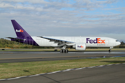 FedEx Express Boeing 777F N879FD (msn 40685) PAE (Nick Dean). Image: 943920.