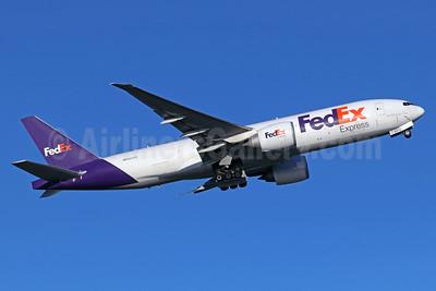 FedEx Express Boeing 777-FS2 N851FD (msn 37722) ANC (Michael B. Ing). Image: 938310.