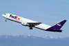 FedEx Express Boeing 767-3S2F ER N134FE (msn 43550) PAE (Nick Dean). Image: 932887.