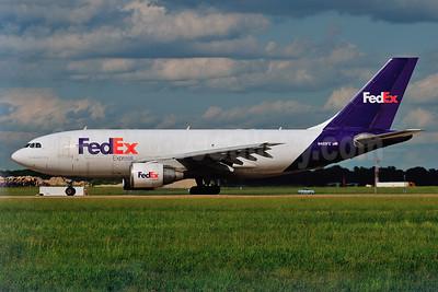 FedEx Express Airbus A310-222 (F) N455FE (msn 331) MEM (Ken Petersen). Image: 912665.