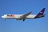 FedEx Express Boeing 767-3S2F ER N134FE (msn 43550) LAS (Keith Burton). Image: 939428.