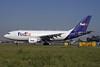 FedEx-Federal Express Airbus A310-203 (F) N411FE (msn 359) LAX (Roy Lock). Image: 90628.