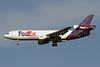 FedEx Express McDonnell Douglas MD-10-10F (DC-10-10F) N365FE (msn 46601) IAD (Brian McDonough). Image: 923212.