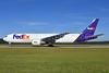 FedEx Express Boeing 767-300F ER N148FE (msn 42728) RDU (Ken Petersen). Image: 939665.