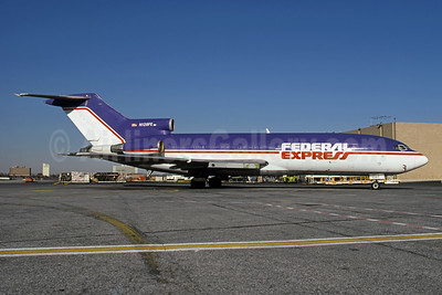 Federal Express Boeing 727-25C N128FE (msn 19720) (Rob Rindt Collection). Image: 953282.