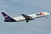 FedEx Express Boeing 767-3S2F ER N122FE (msn 42715) MEM (Ken Petersen). Image: 930569.