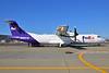 FedEx Feeder-Empire Airlines (3rd) ATR 72-212 (F) N821FX (msn 253) SEA (Bruce Drum). Image: 102118.