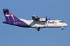 FedEx Feeder-Empire Airlines (3rd) ATR 42-300 (F) N911FX (msn 045) ANC (Michael B. Ing). Image: 931290.