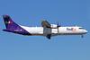 FedEx Feeder-Empire Airlines (3rd) ATR 72-212 (F) N801FX (msn 338) ANC (Michael B. Ing). Image: 938181.