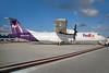 FedEx Feeder-Mountain Air Cargo ATR 72-202 (F) N811FX (msn 283) MIA (Bruce Drum). Image: 100305.