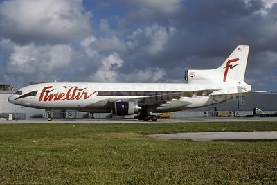 Fine Air Lockheed L-1011-385-1-15 TriStar 200 (F) N260FA (msn 1158) MIA (Bruce Drum). Image: 103704.