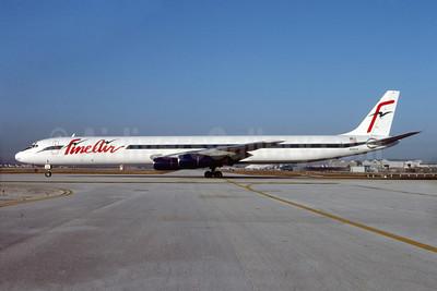 Fine Air McDonnell Douglas DC-8-61 (F) N29UA (msn 46159) MIA (Bruce Drum). Image: 103226.
