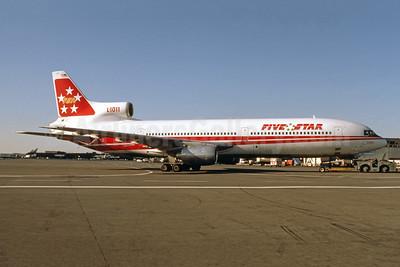 Seasonal lease with TWA, delivered November 19, 1984