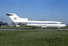 Flight International Airlines Boeing 727-35 N150FN (msn 19166) (Pan Am colors) ORD (Dave Campbell). Image: 927856.