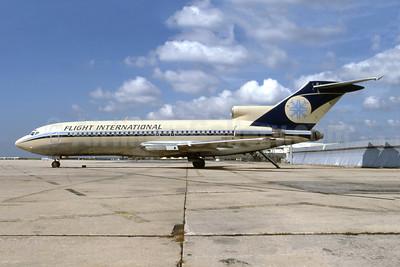 Flight International Airlines Boeing 727-35 N149FN (msn 18814) JFK (Fred Freketic). Image: 945368.