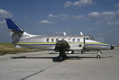 Flight Line, Inc. Handley Page Riley Jetstream Mk. 1 N200PA (msn 215) DFW (Keith Armes). Image: 952536.