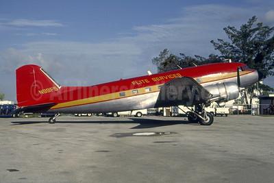 Flite Services Douglas C-47A-DK (DC-3) N99FS (msn 12425) MIA (Bruce Drum). Image: 105508.