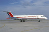 Florida Express BAC 1-11 401AK N173FE (msn 087) (Dan-Air London colors) MCO (Christian Volpati Collection). Image: 908643.
